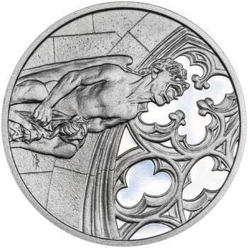 Proof - Pražské dukáty - 2 dukát - Chrám sv. Víta Ag - 2