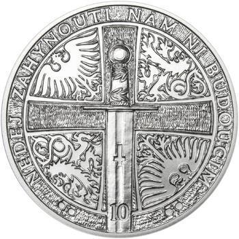 2014 - b.k. - Svatováclavské dukáty - 10 dukát Ag - 2