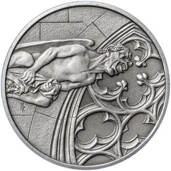 Patina - Pražské dukáty - 2 dukát - Chrám sv. Víta Ag - 2