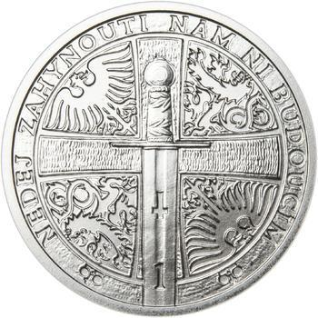 2014 - b.k. - Svatováclavské dukáty - 1 dukát Ag - 2