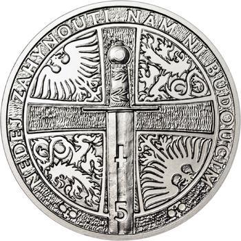 2014 - b.k. - Svatováclavské dukáty - 5 dukát Ag - 2