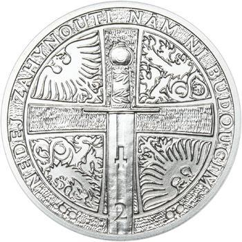 2014 - b.k. - Svatováclavské dukáty - 2 dukát Ag - 2