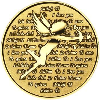 Amor - zlato - 2