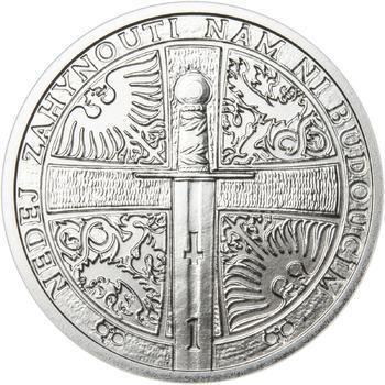 2015 - b.k. - Svatováclavské dukáty - 1 dukát Ag - 2