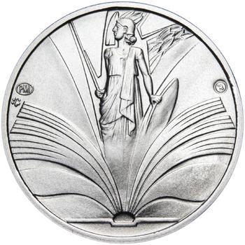 K ukončení studia 25 mm stříbro b.k. - 2