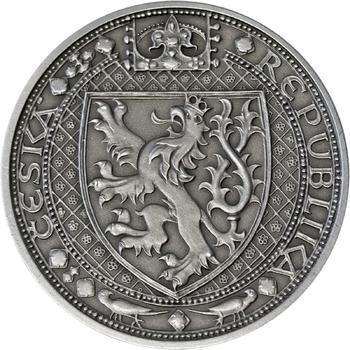 Nejkrásnější medailon II. - Královská pečeť Patina - 2