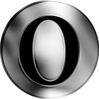 Česká jména - Oliver - stříbrná medaile - 2