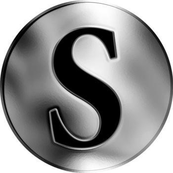 Česká jména - Sebastian - stříbrná medaile - 2