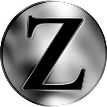 Česká jména - Zuzana - stříbrná medaile - 2