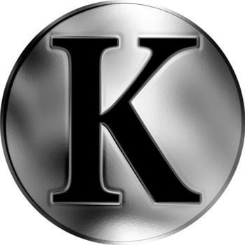 Česká jména - Kristián - stříbrná medaile - 2