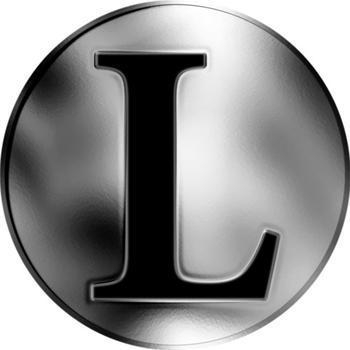 Česká jména - Luděk - stříbrná medaile - 2