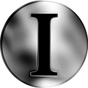 Česká jména - Ilja - stříbrná medaile - 2