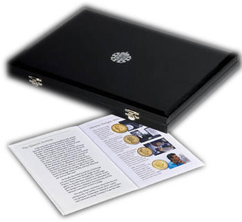 2008 Emblems of Britain Silver Proof Set - 2