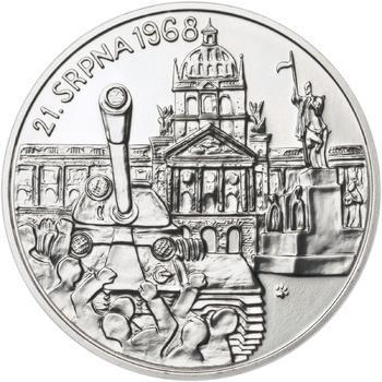 Vpád vojsk Varšavské smlouvy - 21. srpen 1968 - Ag malá b.k. - 2