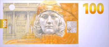 Pamětní bankovka 100 Kč - 2019 Alois Rašín - 2