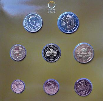 Oběhové mince 2006 Unc. Rakousko - 2