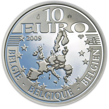 "2009 Erasmus ""Star"" Ag Proof - 2"