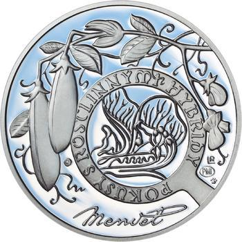 Johan Gregor Mendel - stříbro Proof - 2