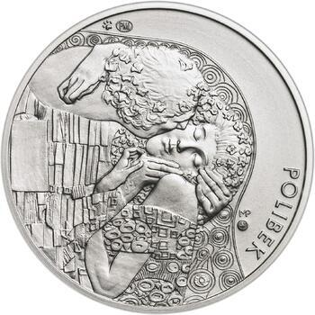 Gustav Klimt - stříbro b.k. - 2