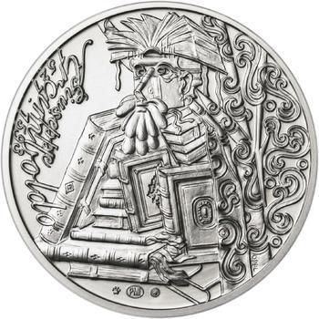 Giuseppe Arcimboldo - stříbro b.k. - 2
