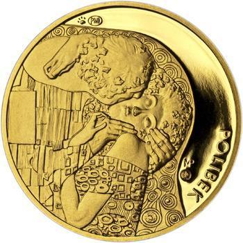 Gustav Klimt - zlato Proof - 2