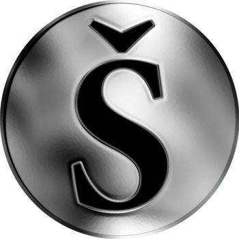 Česká jména - Šárka - stříbrná medaile - 2