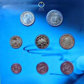 Oběhové mince 2007 Unc. Rakousko - 2