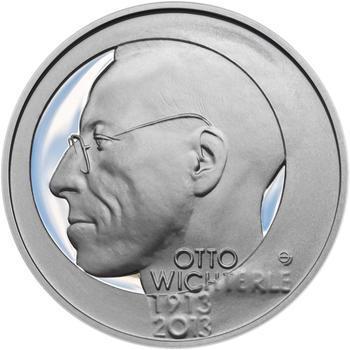 Mince ČNB - 2013 b.k. - 200 Kč Otto Wichterle - 2