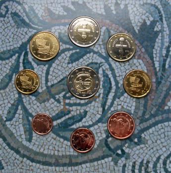 2009 Cyprus Mint Set Unc. - 2
