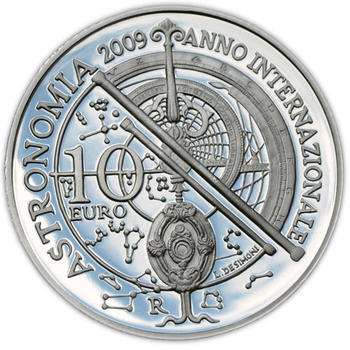 International Year of Astronomy  Ag Proof - 2