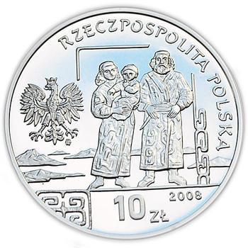 2008 Bronislaw Pilsudski Ag Proof - 2