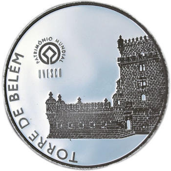 2009 UNESCO World Heritage - Tower of Belém Ag Proof - 2