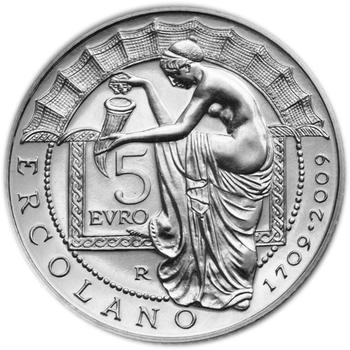 2009 300th Ann. of the Discovery of Herculaneum Silver Unc. - 2