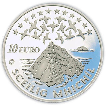 Ireland Sceilig Mhichil Silver Proof - 2