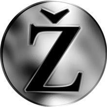 Česká jména - Žaneta - stříbrná medaile - 2