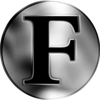 Česká jména - Františka - stříbrná medaile - 2