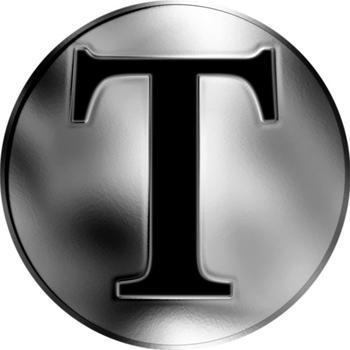 Česká jména - Taťána - stříbrná medaile - 2