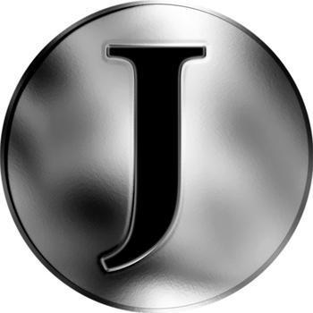 Česká jména - Jiřina - stříbrná medaile - 2