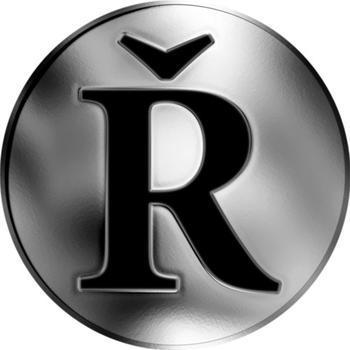 Česká jména - Řehoř - stříbrná medaile - 2