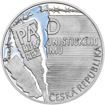17. LISTOPAD 1989 – návrhy mince 200 Kč - sada tří Ag medailí 34 mm Proof v etui - 3