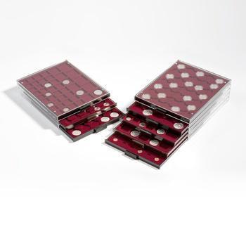 Mincovní kazeta na kapsle CAPS 39 - 3