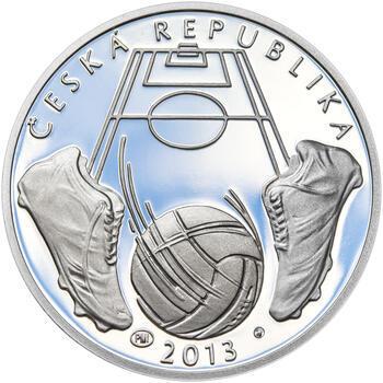 JOSEF BICAN – návrhy mince 200 Kč - sada tří Ag medailí 34 mm Proof v etui - 3