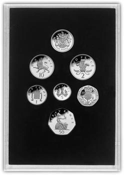 2008 Emblems of Britain Silver Proof Set - 3
