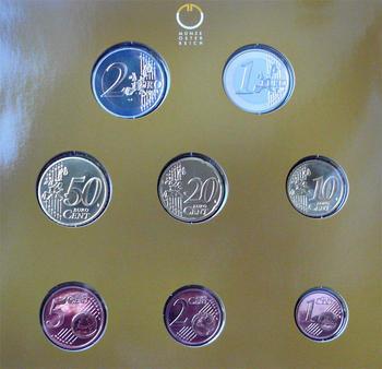 Oběhové mince 2006 Unc. Rakousko - 3