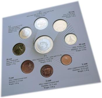 Oběhové mince Slovinsko 2009 Unc. - 3