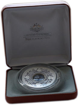 2009 Int.Year of Astronomy - Meteorite Ag Proof - 3