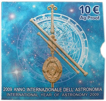 International Year of Astronomy  Ag Proof - 3