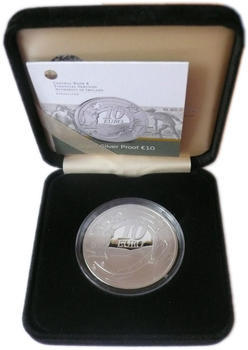 Europe Star Ploughman Silver Proof - 3