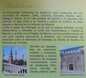 Sada mincí Španělsko 2008 Unc - Andalucia - 4