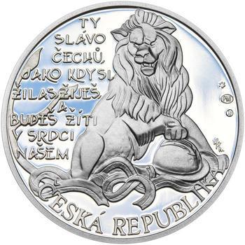 ZAL. ČESKOSLOVENSKÝCH LEGIÍ – návrhy mince 200,-Kč - sada tří Ag medailí 34mm Proof v etui - 5